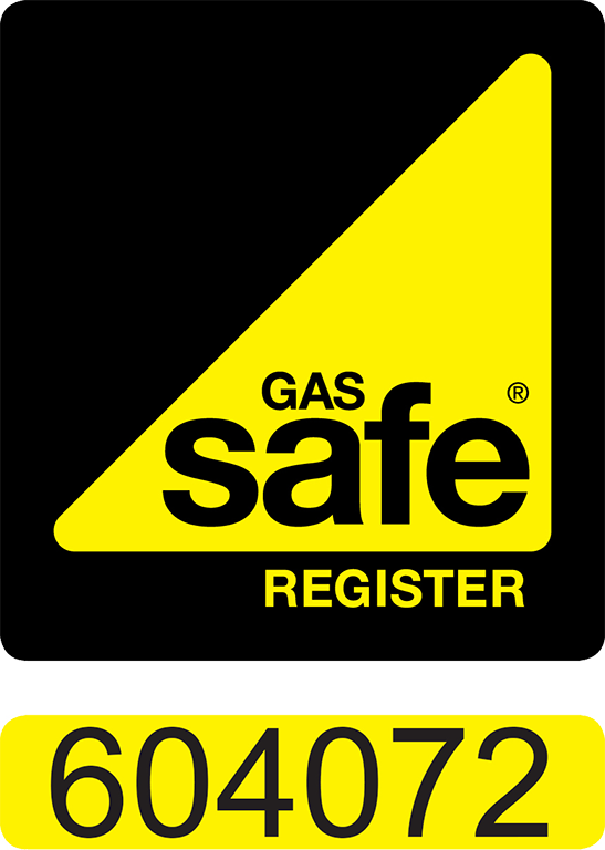 Gas safe Registered 604072